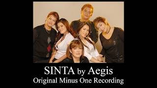 Aegis - Sinta (Original Minus One - Karaoke)