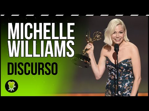Michelle Williams esixe igualdade salarial nos Emmy 2019