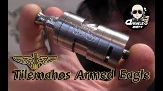 TILEMAHOS ARMED EAGLE by GOLDEN GREEK - Recensione e Rigenerazione