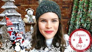 Cute Christmas Craft & Homeware Shop - The Crafty Fox | Vlogmas Day 3 | Jenny E