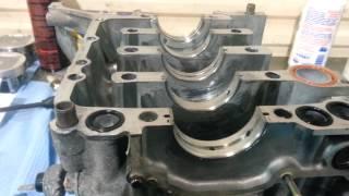 Rebuilding a Subaru 2.2 SOHC Engine at Sorenson Automotive Inc. Part 2