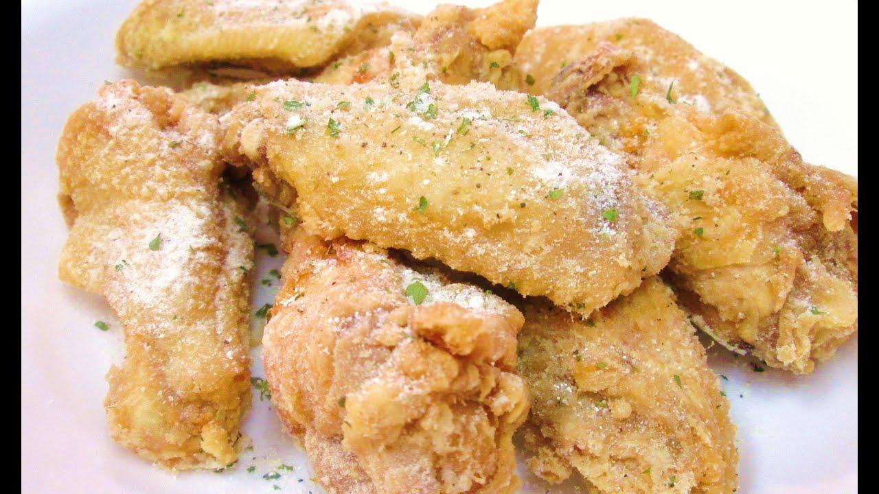 Ranch Chicken Wings Restaurant Seasoning Secrets Poormansgourmet Youtube