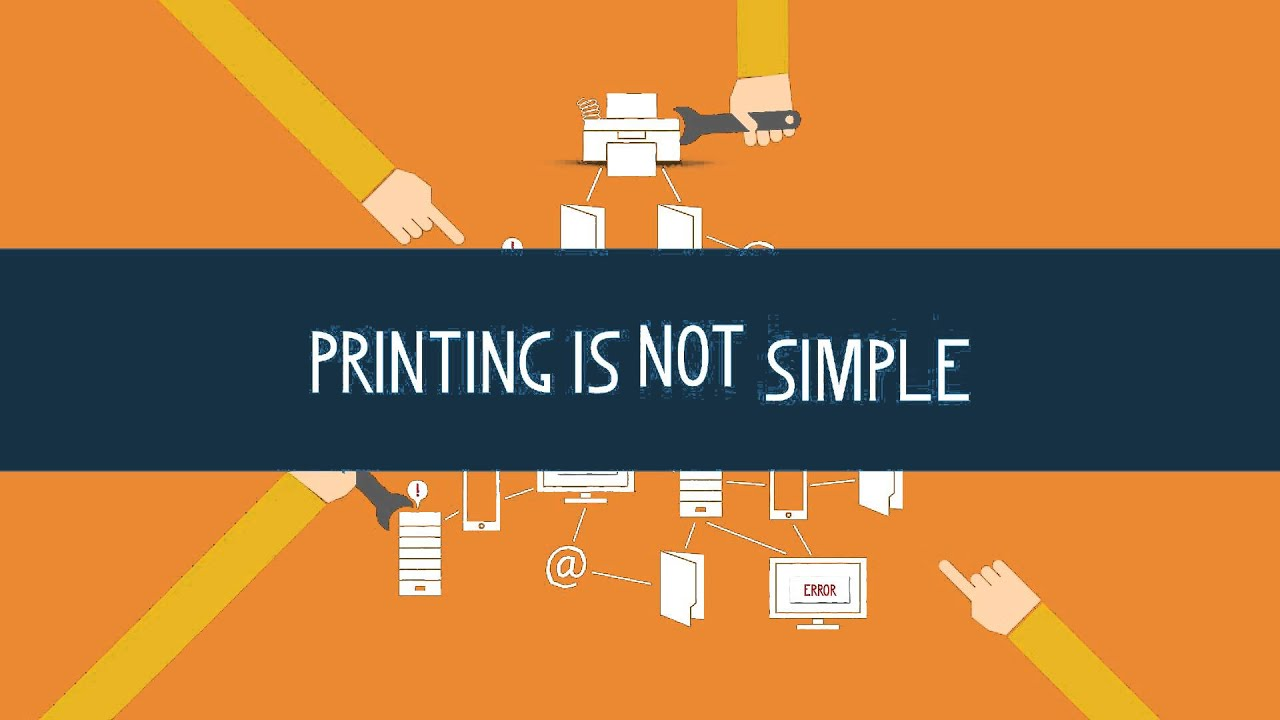 LRS Workplace Printing Management   Eliminate Print Servers