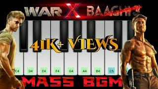 War X Baaghi 3 Mass BGM | Hrithik Roshan | Tiger Shroff | Sanchit Balhara | Pranaay Rijia