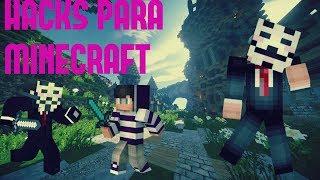EL MEJOR HACK PARA MINECRAFT  1.12.1 Video