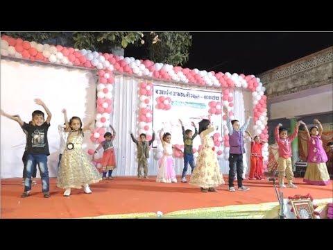 Chandu ke chacha ne chandu ki chachi ko kids group dance performance