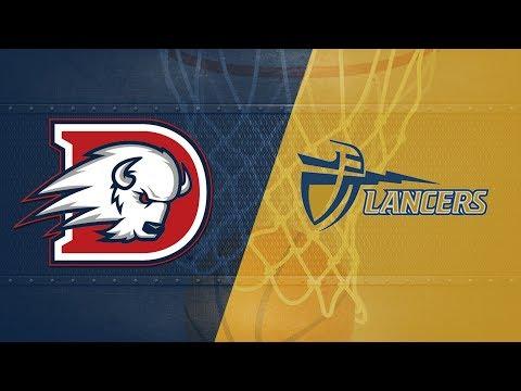 DSU Men's Basketball vs California Baptist January 8, 2018