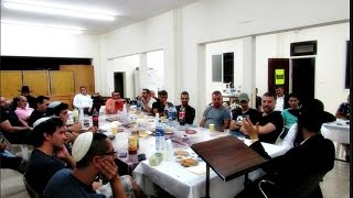 שיעור (וידאו) תורה בנושא הבחירה בעיר תל אביב תשע