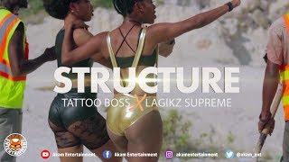 Tatoue Boss x Lagikz - Structure [Official Music Video HD]