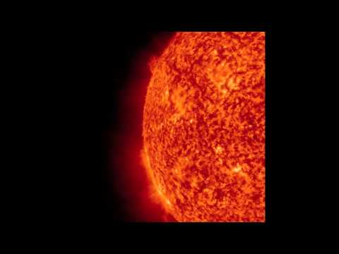 Alien vs. Sun - NASA Sees Violent ET's Shape in Solar Spitfi