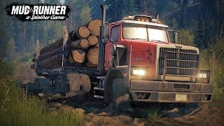 Spin Tires Mudrunner - MP 8 - Learning Experience