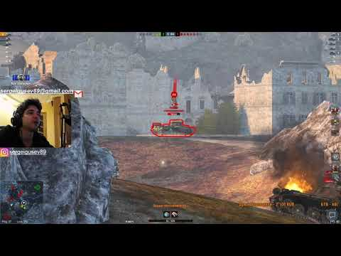 WoT Blitz - Ракован играет на Type 62.Танк ИМБА а я ДРОВА - World Of Tanks Blitz (WoTB)