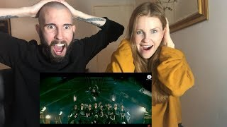 BEZUBAAN PHIR SE | Disney's ABCD 2 | Music Video REACTION! | THEY BLEW OUR MIND!!