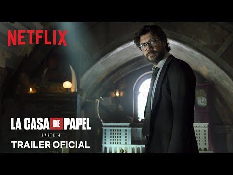 La Casa de Papel 4 entre os lançamentos da Netflix em abril de 2020
