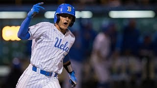 Highlights: Despite late push, UCLA baseball falls to Michigan in Game 1 of the Super Regionals