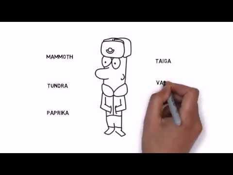8 Slavic words in English. Learn English Pronunciation. English words of Slavic origins.