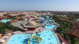 Drohne DJI Phantom Jungle Aqua Park - Hurghada Ägypten 2017
