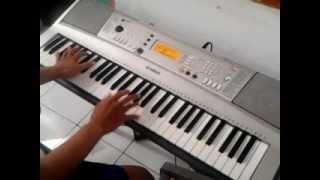 mimpi terindah piano instrument tofu cover izqfly mp4