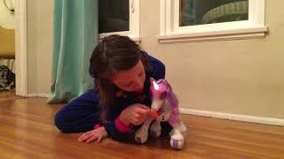 Zoomer Enchanted Unicorn Demonstration / How-To!!!