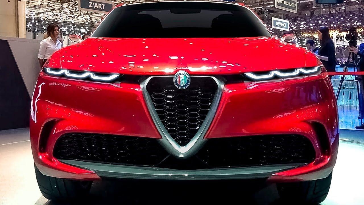 Alfa Romeo TONALE - Next-Gen Alfa Romeo SUV - YouTube
