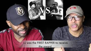 Canibus (Second Rd K.O) Vs LL Cool J (Ripper Strikes Back) Who Won?