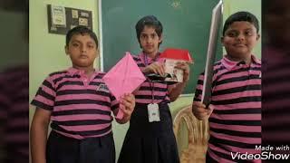 Drawing  and Origami Competition Achariya Padmanabha Nagar