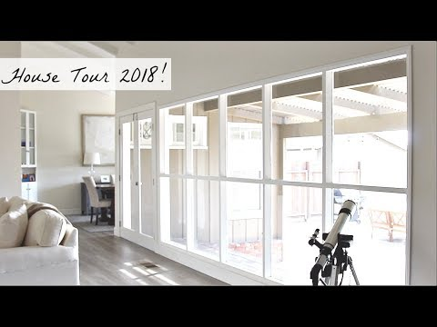 HOUSE TOUR 2018 I Roxy Limon