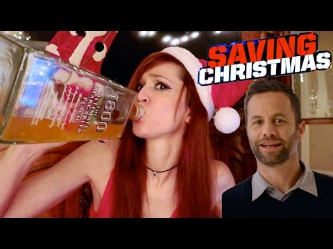 "Atheist Watching ""Saving Christmas"" by Kirk Cameron… and drinking heavily."