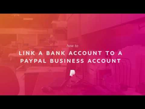 how to open a paypal business account