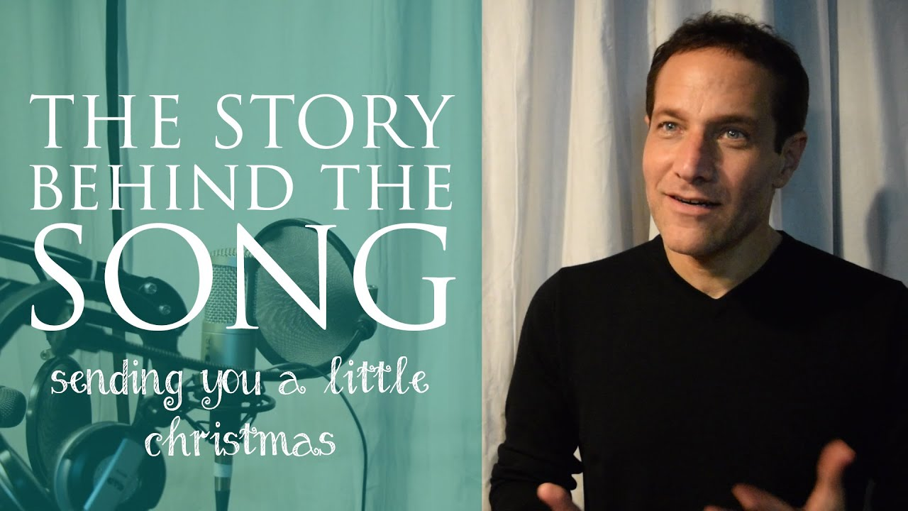 Jim Brickman - The Story Behind Sending You A Little Christmas - YouTube