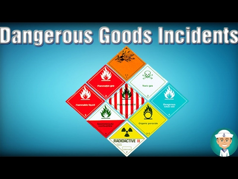 Dangerous Goods Incidents