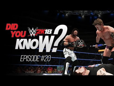 WWE 2K18 Did You Know?: Alternate New MITB Cutscene, Easy Wins & More! (Episode 20)