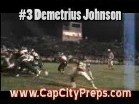 Demetrus Johnson