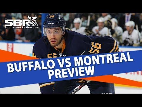 NHL Betting | Buffalo Sabres vs Montreal Canadiens | Ice Guys