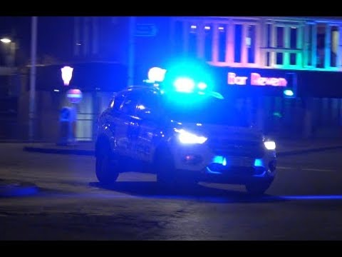 *New*Sussex Police / 2019 Ford Kuga / Responding