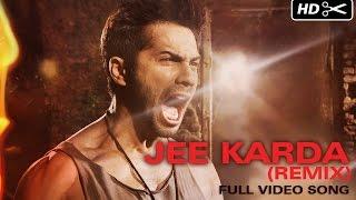 Jee Karda Remix Official Video Song | Badlapur | Varun Dhawan, Yami Gautam, Nawazuddin Siddiqui