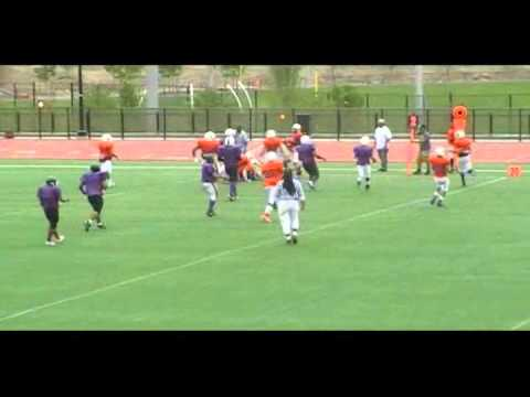 2011 Bronx Colts Season Video