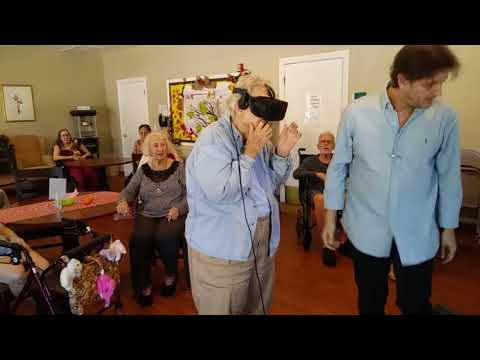 Virtual Reality for senior citiznes