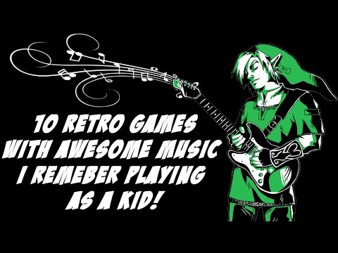 10 Retro Games With Awesome Music I Remember Playing As A Kid