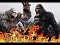 King Kong 2017 Vs Jorge De Rampage Epicas Batallas De Rap Del Frikismo