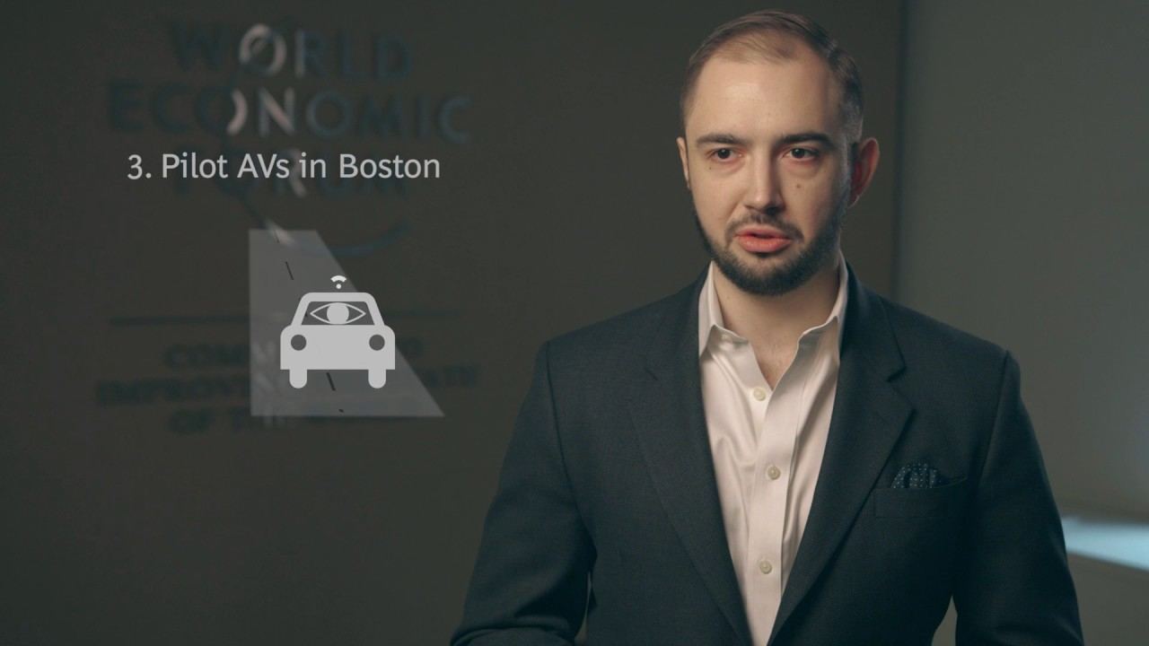 Boston Consulting Group Video: Piloting Autonomous Vehicles to Drive the City of the Future