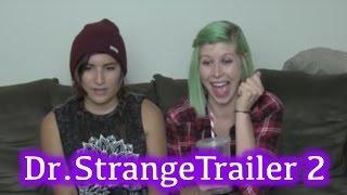 Dr. Strange Trailer 2 Reactions