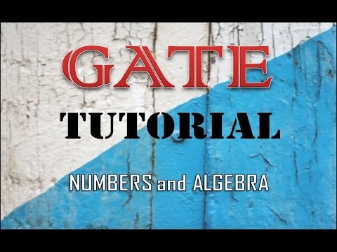 GATE 2016 Tutorial - Solved Questions, Sample Papers, Important Formulae, Theory .