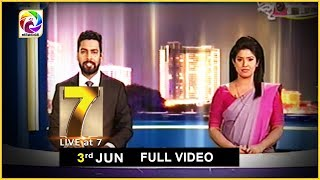 Live at 7 News – 2019.06.03 Thumbnail