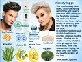 Best hair care products by foreverliving.salon hair products for men-women