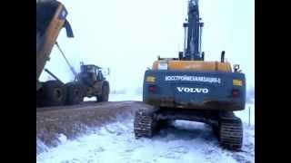 Алексеевский переезд.Видео KingiseppNews.Ru(, 2013-03-19T20:50:05.000Z)