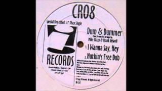 Dum & Dummer - I Wanna Say, Hey