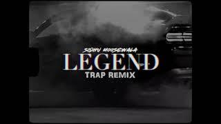 Legend Trap Remix Sidhu Moosewala - Electrified Waves