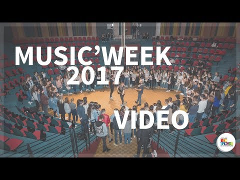 Music'Week 2017 - Séminaire Playskills