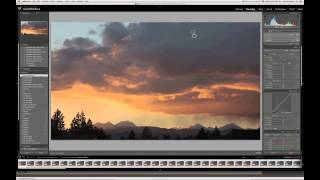 Create Time Lapse in Lightroom.